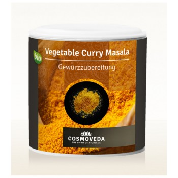 Curry Masala do warzyw BIO...